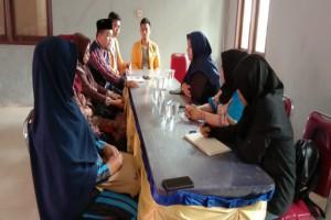 Desa Jembayan Tengah Menghadiri Rapat Pengelolaan Sampah
