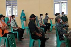 Musyawarah Desa Penetapan Penerima BLT Dana Desa Tahun 2020