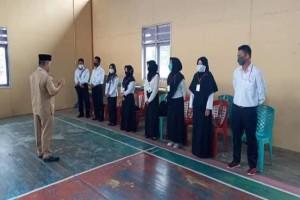 Penjaringan Perangkat Desa Jembayan Tengah