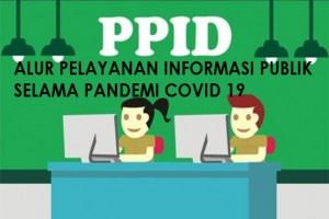Pelayanan Informasi Publik Selama Pandemi Covid 19