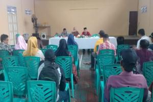 Sosialisasi dan Rakor Bersama Fakultas Pertanian