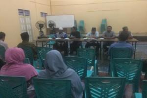 Rakor Persiapan Terkait LPTQ Desa Jembayan Tengah Tahun 2020