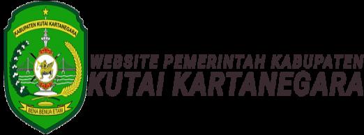 Website Pemerintah Kabupaten Kutai Kartanegara